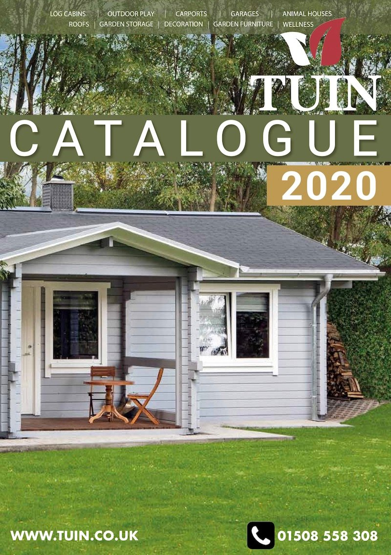 Tuin Log Cabins Brochure 2020