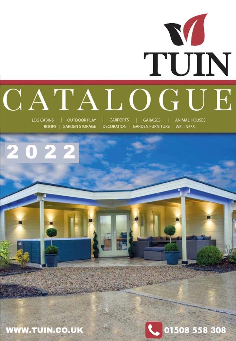 Tuin Log Cabins Brochure 2021