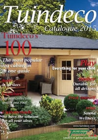 Log Cabins Brochure 2014